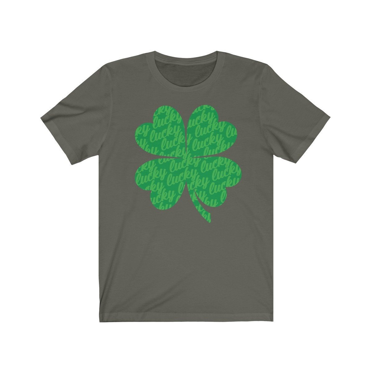 361fa43f4 Fun St Patricks Day Shirt Lucky T-shirt Gift For Irish Men or | Etsy