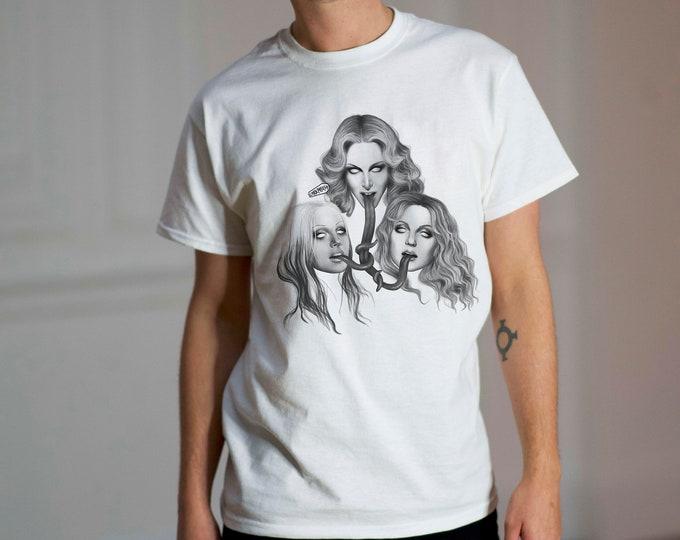 MADONNA BRITNEY & XTINA T-Shirt