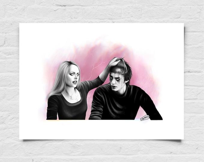 REGINA + AARON Print