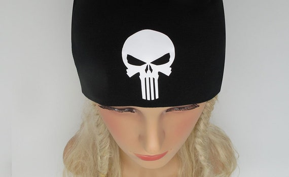Mens Jersey Hand Knit Beanie Hat Slouchy Baggy Cool Thin Summer Skull Cap