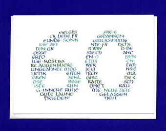 Lustige geburtstagskarten 60