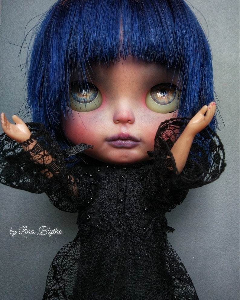 Gerda SOLD OUT Original Takara Art Attack Blythe Doll OOAK image 6