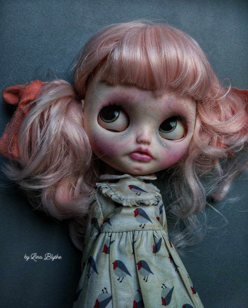 Grenouille SOLD OUT Blythe Doll OOAK image 4