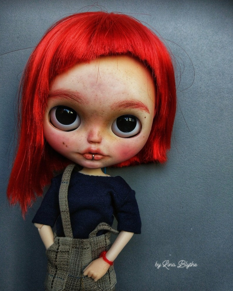 Slavva SOLD OUT Blythe Doll OOAK image 1