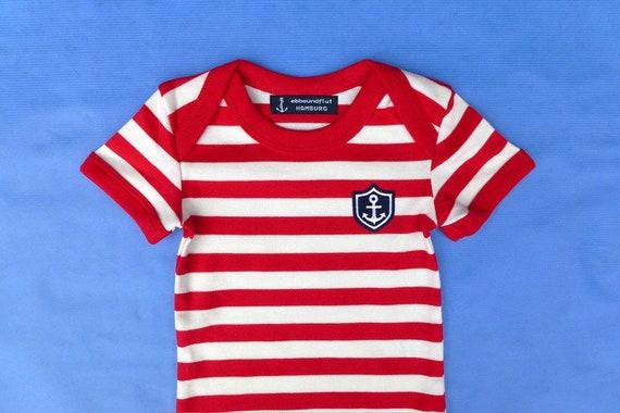 Baby-body anchor coat of arms-fair trade
