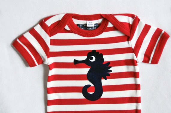Baby-Body seahorses-Fair Trade