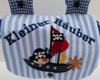 Handlebar Bag Pirate Little Robber
