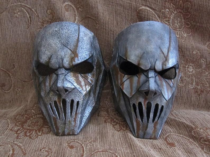 Mick Thomson mask fan made