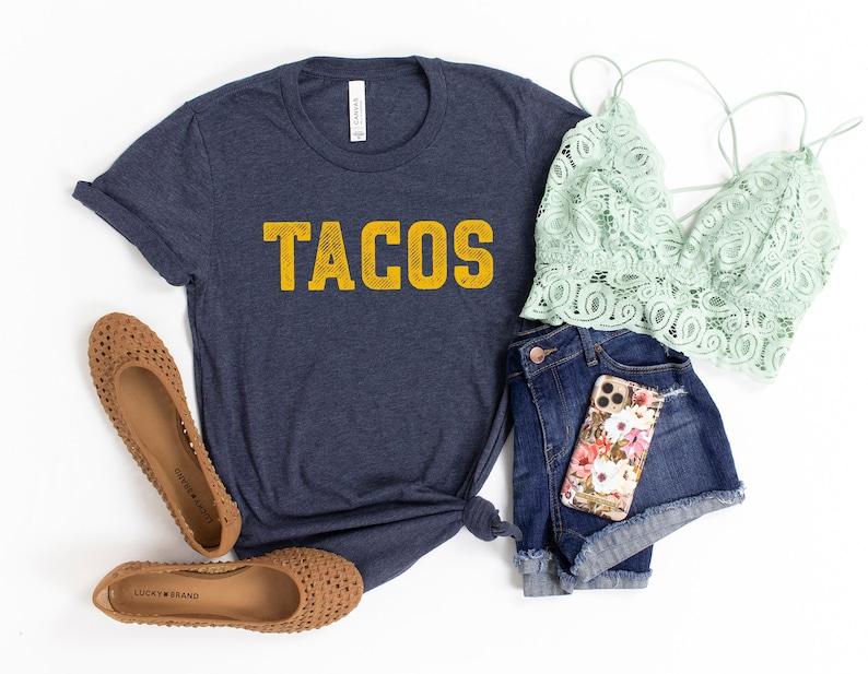 Taco Tuesday Tshirt Masswerks Store