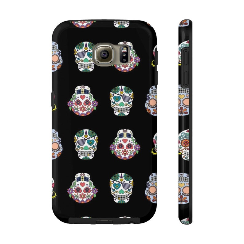 Day Of The Dead Case Mate Tough Phone Cases