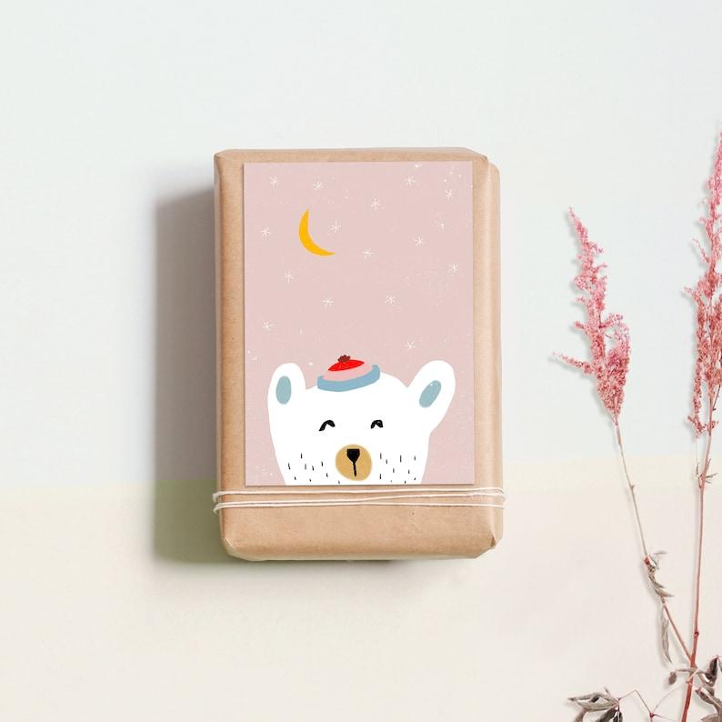 Postcard  Polar bear image 0