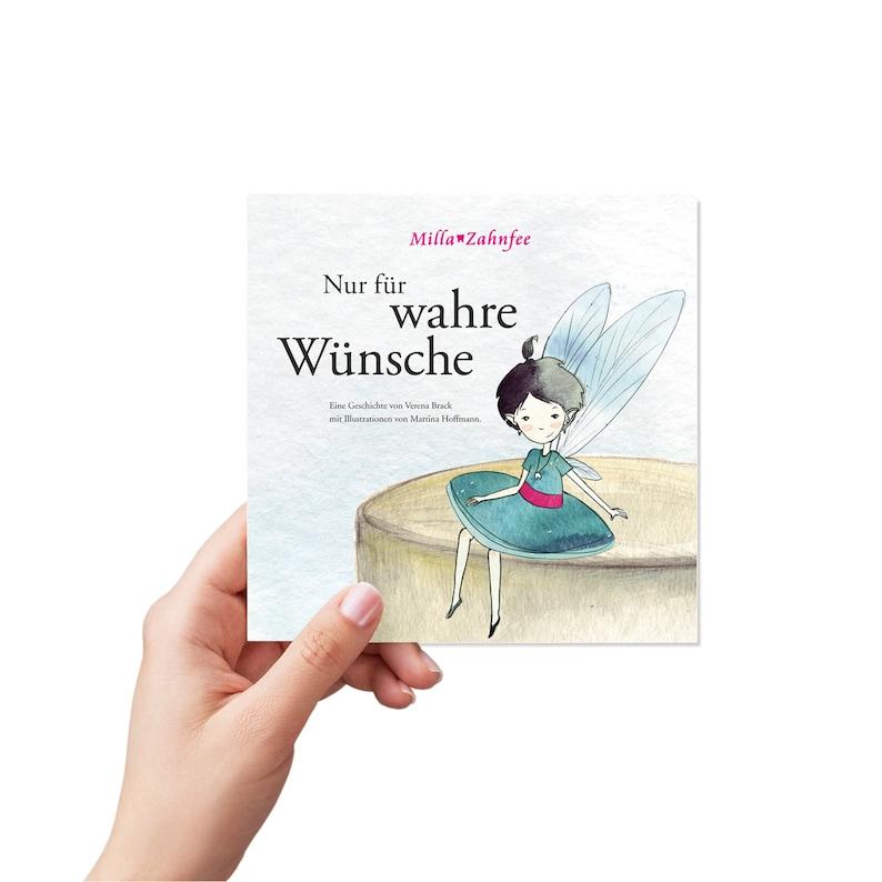 tooth fairy: kids book german image 0