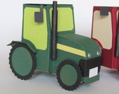 "Gift wrapping ""Tractor"""