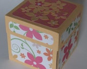 """Explosion box """"Gardenparty"""""""