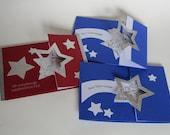"""Greeting Card """"Christmas Star"""""""