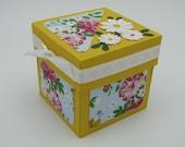 "Explosion box ""Flower Dream"""
