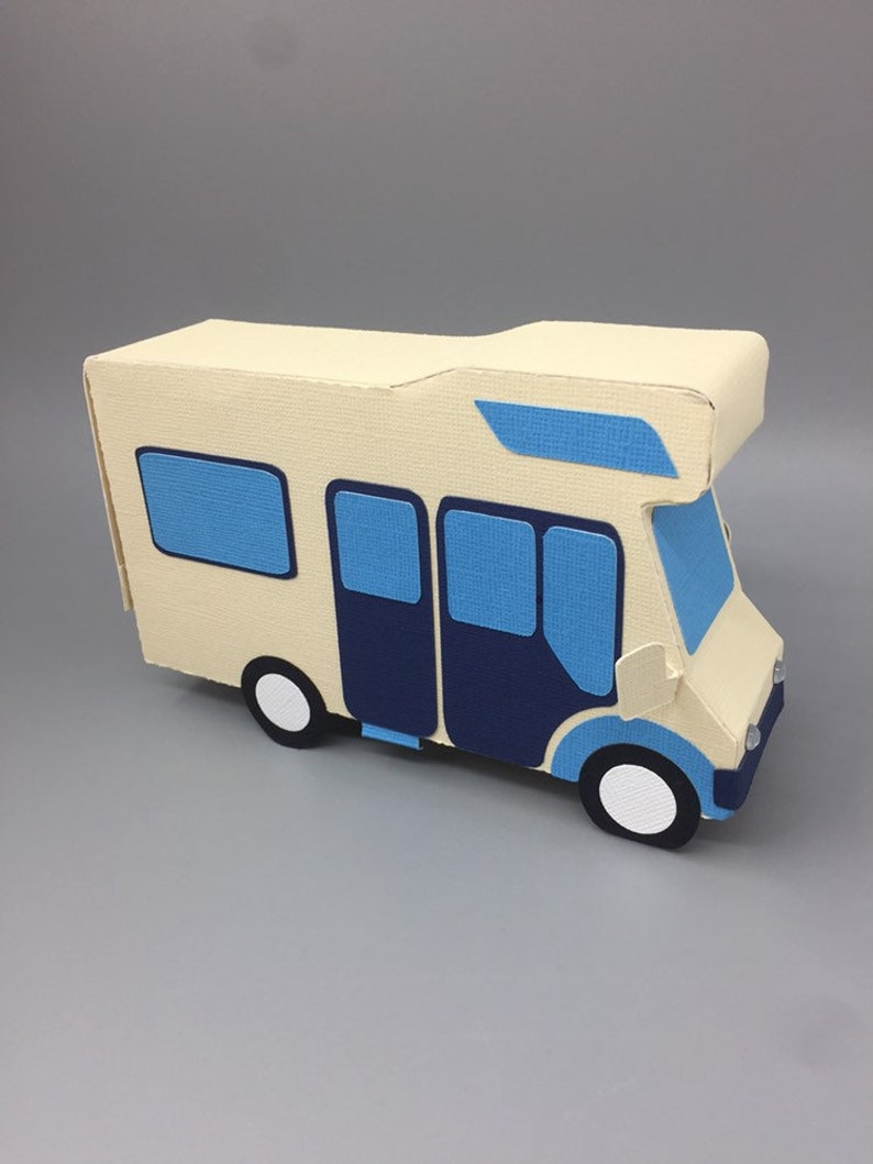 Gift packaging Motorhome  ideal for travel and Grundausstattung