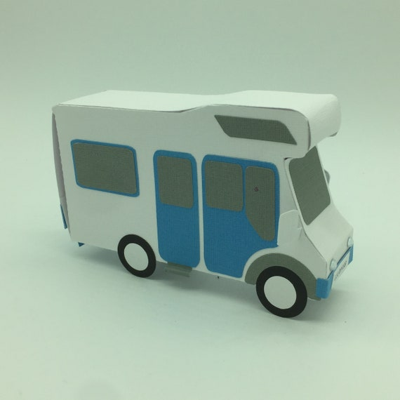 Geschenkverpackung Wohnmobil Ideal Fur Reise Etsy