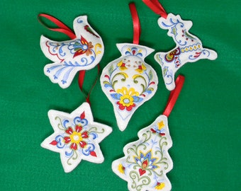 embroidered stuffed christmas ornaments these will be cherished family heirlooms - Embroidered Christmas Ornaments