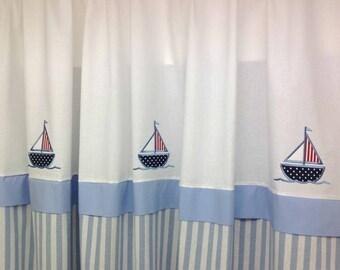 Vorhangstoffe Kinderzimmer   Kinderzimmer Vorhang Etsy