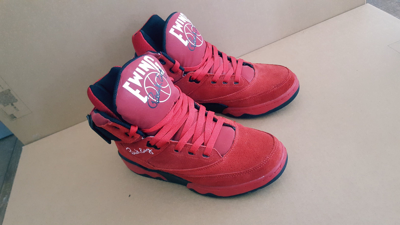 Ewing 33HI Red/Black US US Red/Black Size 8 11006a