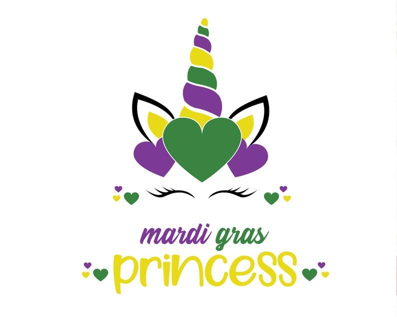 Mardi Gras Jester Hat svg Mardi Gras Unicorn svg Instant Download,Kids Mardi Gras svg,Mardi Gras Unicorn Princess Mardi Gras Princess svg