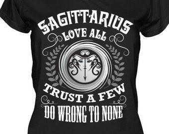 73dff71ba80 Sagittarius t shirt