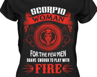 Scorpio Shirt Hoodie Gift Astrology Constellation Birthday