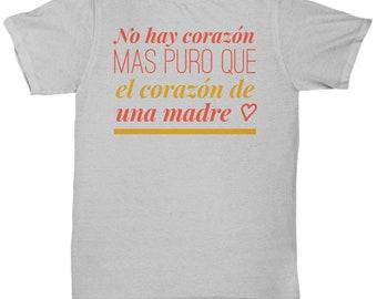 cf1d60a4f20e2 Regalo Para Mama Camiseta Feliz Dia de la Madre personalizada para mama  camisa de entrenamiento