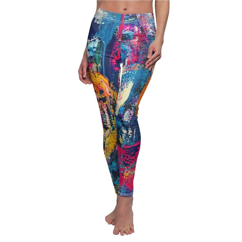 fitness leggings for her birthday gift for bestie yoga image 1