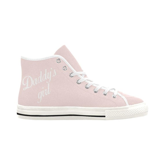 d1879647e1ed1 Ddlg - Kawaii shoes - Pastel shoes - Ddlg pink Canvas Shoes - Yami kawaii -  DDLG clothing - ABDL clothing