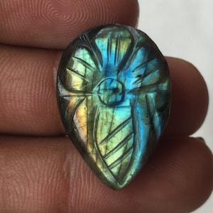 Flashy Labradorite Tiny Mini Carved SkullsPolishedChakraReikiCrystalsStones