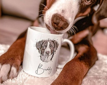 Personalized Pet Cup - A Unique Design