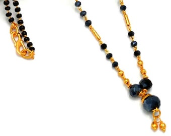 No SK54 Radiant chain with Indian moonstoneArt