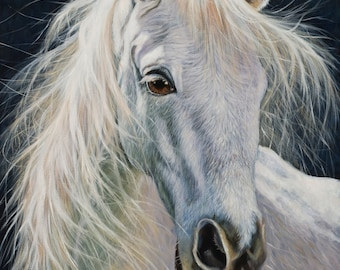 Angel-- Canvas Giclee' Print by Victor Blakey