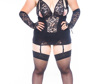 11222111620 THYRA Plus Size Lingerie