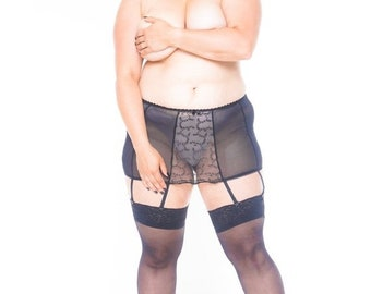 4fca3ad60f4 Garter belt skirt