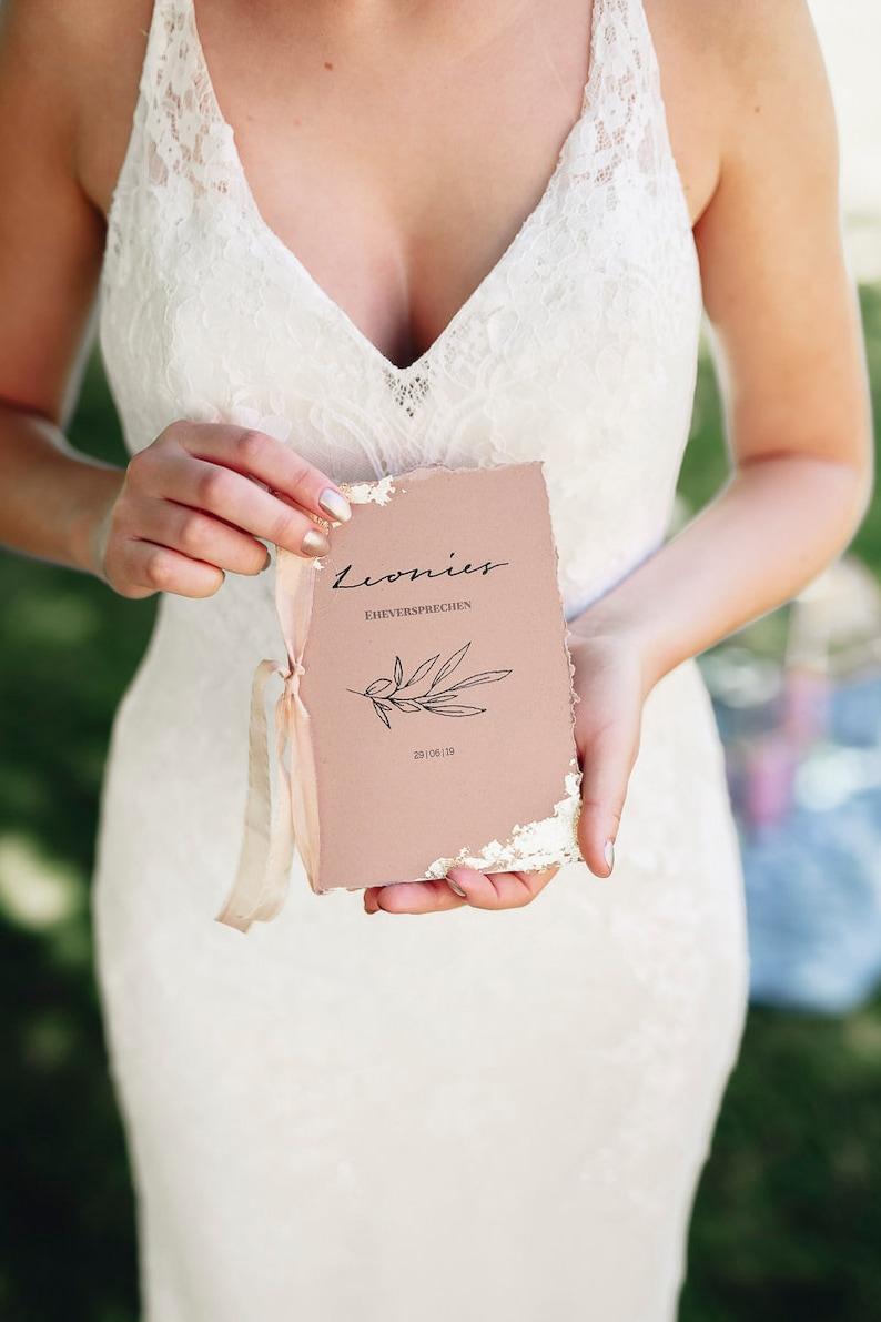 Eheversprechen Buch