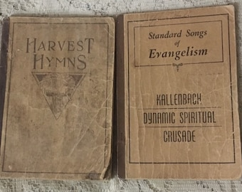 Old hymns | Etsy