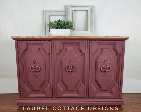 Buffet Kitchen Cabinet Sideboard Wine Bar Coffee Hand