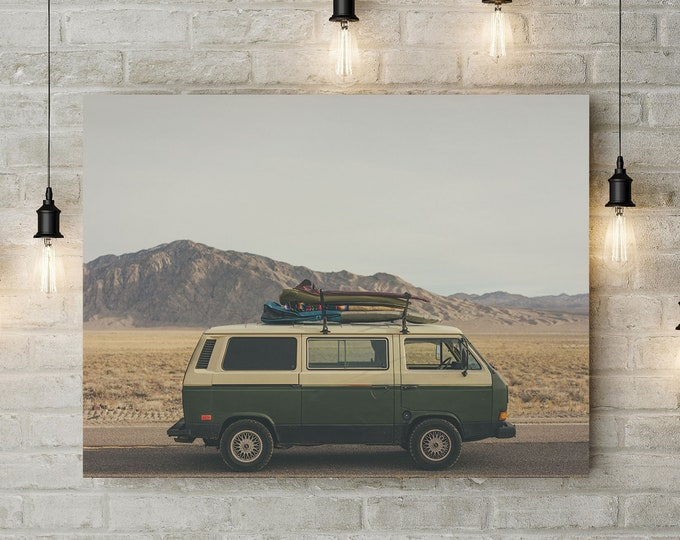 Miles from the Coast - Art Print