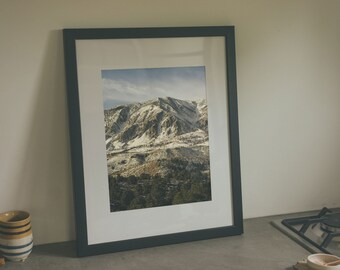 Layers Upon Layers - Framed Art Print