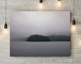 Across The Water Four - Art Print