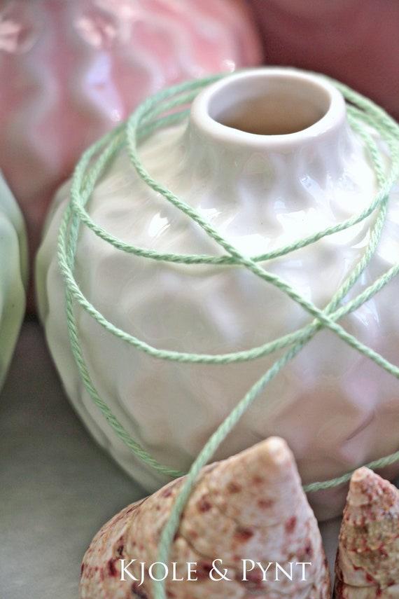 20 m Cotton Twist Ø 2 mm Baumwollkordel vivant Candy Rose 10 bakerstwine 0,08 €//m