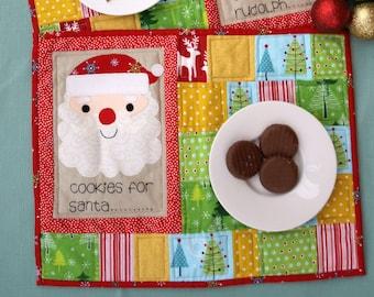pdf pattern christmas eve snacks instant digital download - Christmas Eve Snacks