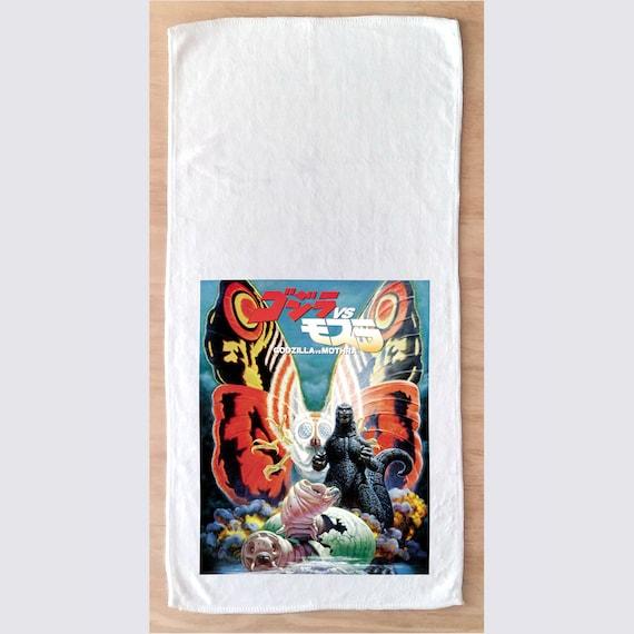 Godzilla vs King Kong Classic Movie Silk Poster Print 13x20 inch 005