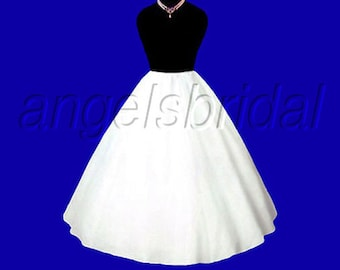 a67caea1e90d Flower Girl Crinoline Petticoat Bridal Wedding Gown Dress Hoopless  Underskirt Skirt Slip