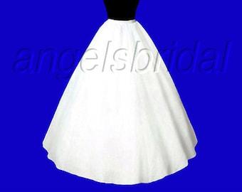 8f74cef86b701 A-line Petticoat Crinoline Bridal Wedding Gown Dress Underskirt Skirt Slip