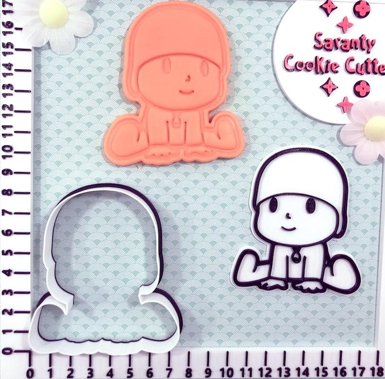 Cookie cutter Pocoyo
