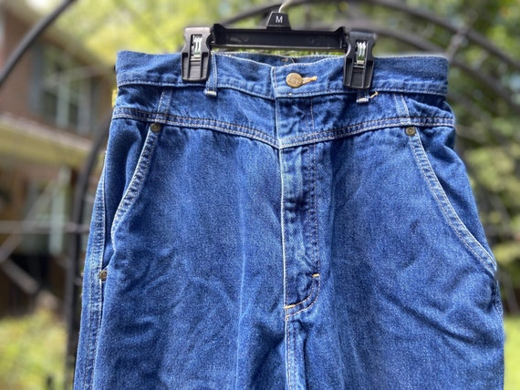 Vintage 80's Lee Jeans Union Made - image 1